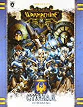 Privateer Press Forces of Warmachine: Cygnar Command Softcover Rulebook