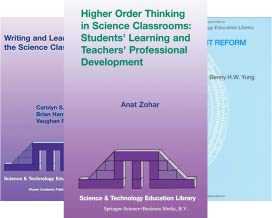 Contemporary Trends and Issues in Science Education (40 Book Series)