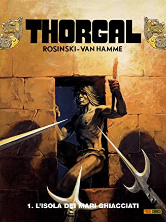Thorgal 1. Lisola dei mari ghiacciati (Collection)