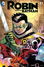 Robin: Son of Batman (2015-2016) #3 (Robin: Son of Batman (2015-))
