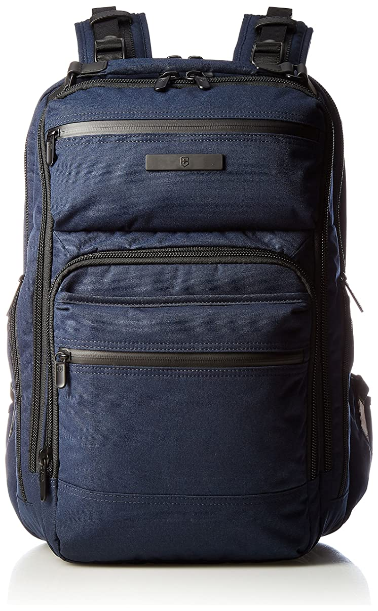 Victorinox Architecture Urban Rath Business Backpack, Navy, One Size