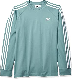 adidas Originals Men's 3-Stripes Long Sleeve T-Shirt