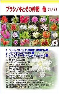 burashinoki to sononakama hoka: Syzygiuum burasinoki to sononakama hoka (engeikankeisyo) (Japanese Edition)