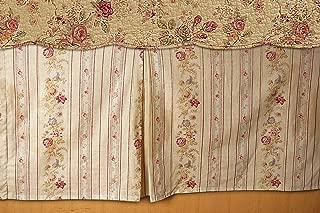 Greenland Home GL-WB0726-BSKK Antique Rose Bed Skirt, King