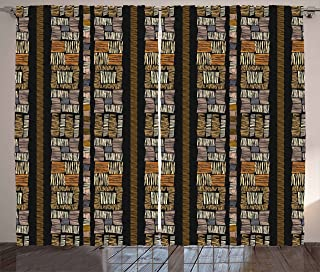 Best african curtains drapes Reviews