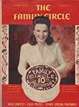 The Family Circle September 18, 1942 Volume 21 No. 12