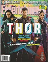Entertainment Weekly Thor march 2017