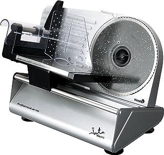 comprar comparacion Jata CF1030 Cortafiambres Metálico Profesional Series con Disco Desmontable de 19 cm de Gran Precisión Corte de 1 a 22 mm ...