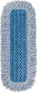 Rubbermaid Commercial Products R050647 Frange Humide en Microfibres à Haut Pouvoir Absorbant 47 cm X 15 cm Hygen