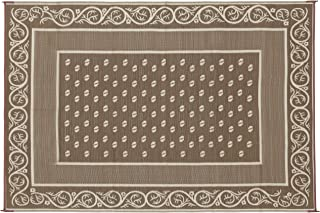 Faulkner Vineyard 8 by 20-Feet Beige Multi-Purpose Mat