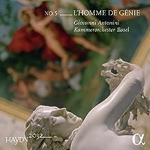 Haydn 2032, No. 5. Lhomme De Genie