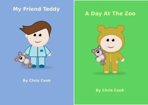 Teddy Bear Books For Children (2 Book Series)