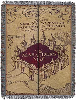 marauders map throw