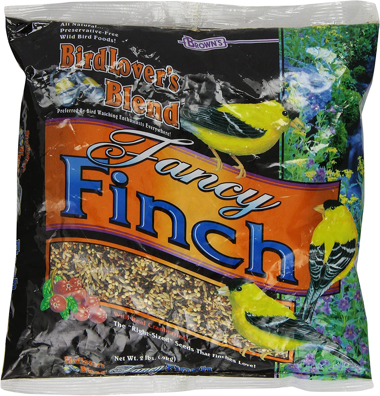 F.m. Browns Wildbird B.l.b. Fancy Finch Food 2 Pounds Pack Of 6  41349
