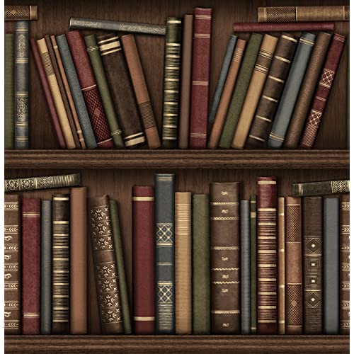 Library Wallpaper Amazon Co Uk