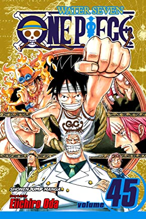 One Piece, Vol. 45: You Have My Sympathies (One Piece Graphic Novel)