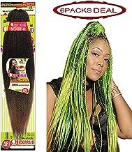 eve braiding hair
