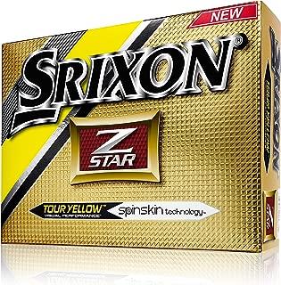 Srixon Z Star 4 Golf Balls (One Dozen)