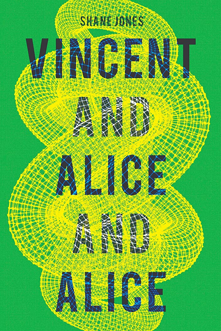 バイソン不適当日曜日Vincent and Alice and Alice (English Edition)