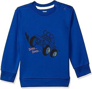 Amazon Brand - Jam & Honey Baby-Boys Sweatshirt