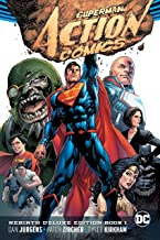 Superman: Action Comics: The Rebirth Deluxe Edition Book 1 (Rebirth)