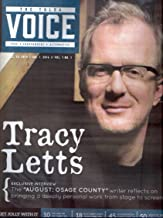 Tracy Letts (writer of August: Osage County), JD McPherson, Homeland, Wolf of Wall Street (Martin Scorsese) - December 18, 2013 - January 1, 2014 The Tulsa Voice *** PREMIERE ISSUE ***