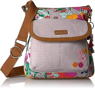 Artist Circle Flap Cross-Body Bag
