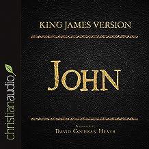 Holy Bible in Audio - King James Version: John