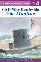 Civil War Battleship: The Monitor (Penguin Young Readers, Level 4)