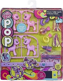 Hasbro My Little Pony Pop Princess Twilight Sparkle and Cadance Deluxe Style Kit