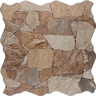 Ceramic Floor Tile Amazon Com Building Supplies Flooring Materials