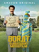 Borat Anschluss Moviefilm
