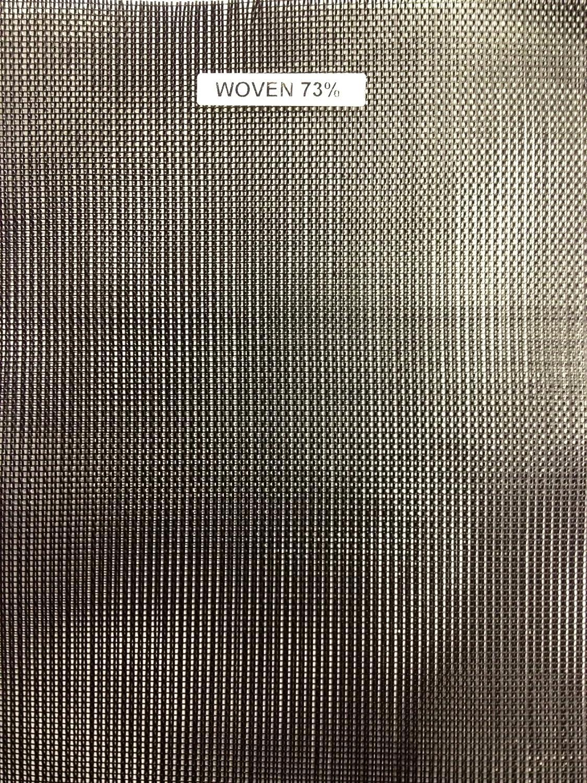 Dewitt BN731010 10Feet by 10Feet Woven Kennel Cover, Black