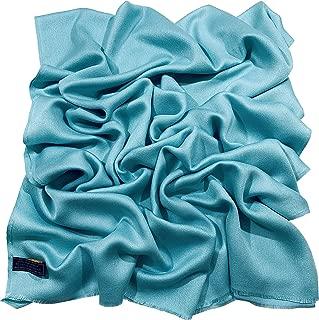Solid Color Design Fringe Shawl Scarf Wrap Stole Throw Pashmina CJ Apparel NEW