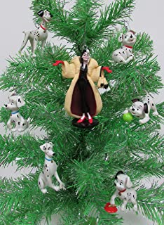 Best dalmatian christmas tree decorations Reviews