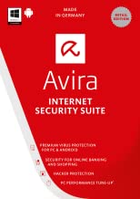 Avira Internet Security Suite 2017   1 Device   1 Year   Download [Online Code]