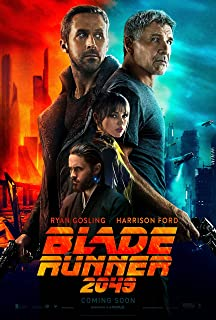 Blade Runner 2049 Movie Poster Limited Print Photo Ryan Gosling Jared Leto Harrison Ford Size 27x40 #1