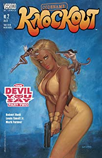 Codename: Knockout (2001-) #2