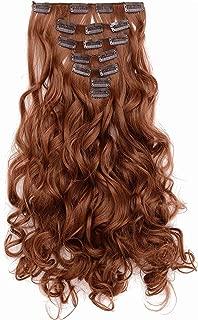 dark auburn hair extensions