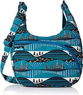 KAVU Sydney Satchel Cross Body Bag Womens Adjustable Shoulder Strap Purse