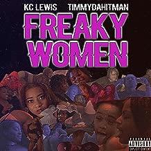Freaky Women (feat. Kc Lewis) [Explicit]