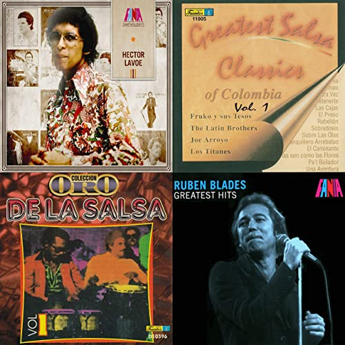 50 Great Salsa Songs