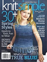 Knit Simple Magazine (Spring/Summer 2016 - 30+ Spring Styles)