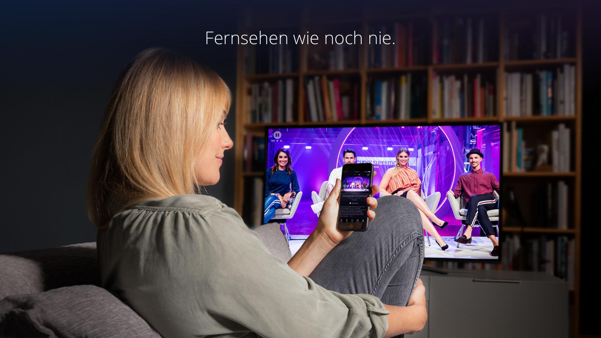 waipu.tv – Live-Fernsehen auf Fire TV