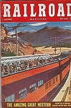 Railroad Magazine September 1953
