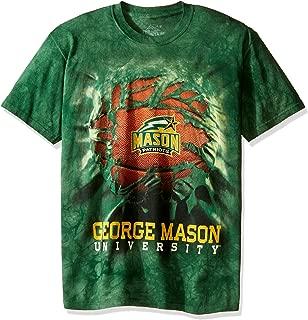 The Mountain Men's George Mason University Basketball Breakthrough 2 Text