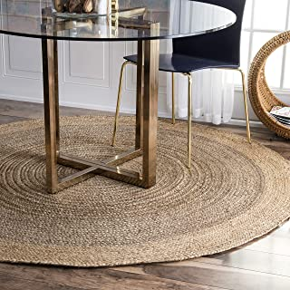 Best circle woven rug Reviews