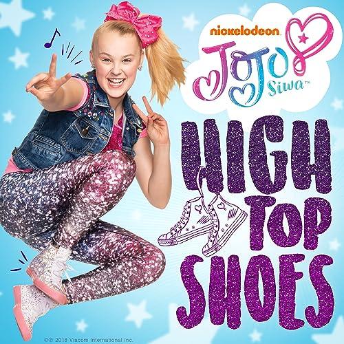 High Top Shoes by JoJo Siwa on Amazon