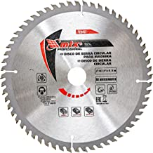Disco Circular Widea 185 7, 1/4 X 22, 23 Mm X 60 Dentes Mtx