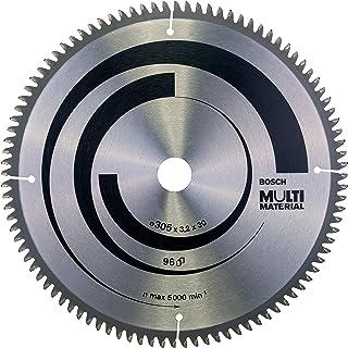 Bosch Professional Cirkelsågblad (för multimaterial, ytterdiameter: 305 mm, hål: 30 mm, tillbehör för kappa, bordscirkelsåg)
